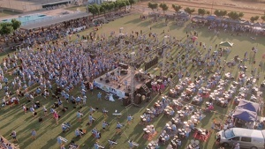 FOTOGRAMA del vídeo oficial del No Surrender Festival 3