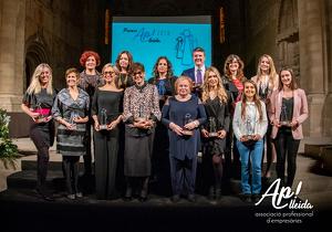 Imatge de les premiades el 2018