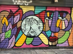 Imatge del mural acabat