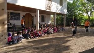 Més visites a La Manreana