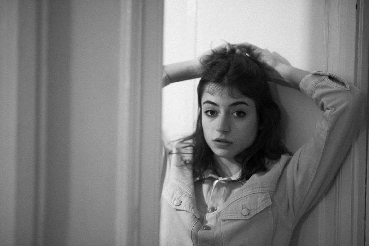 Imatge d'una de les artistes