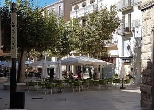 Imatge d'una zona amb wifi a Mollerussa