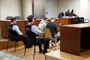 L'acusat de violar i agredir la seva parella a Lleida, amb ulleres