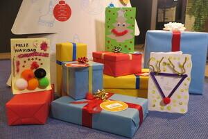 Imatge d'alguns regals de l'Arbre dels Somnis