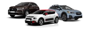 Imatge de cotxes del Grup Drivim