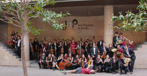 Imatge de la Jove Orquestra de Ponent