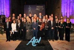 Imatge de totes les premiades