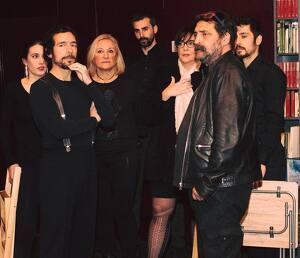 Imatge dels membres de la companyia