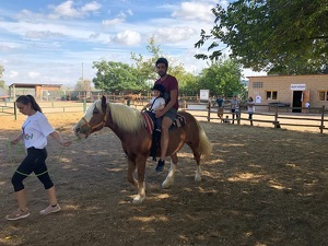 Imatge d'una activitat a la Manreana