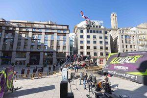 Més moments de l'increïble presentació a Lleida