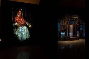 Una imatge de l'exposició