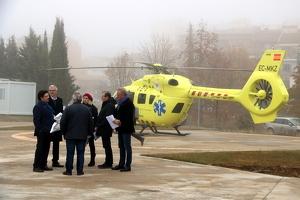 Imatge de l'heliport de Tremp