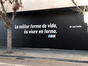 Imatge del gimnàs BDiR a Lleida