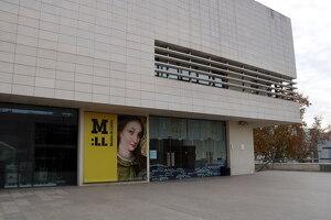 Pla obert de l'edifici de Museu de Lleida