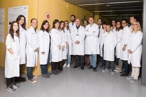 Pla sencer dels investigadors que integren el Grup de Fisiopatologia Metabòlica de la UdL i l'IRBLleida
