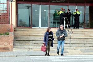 Un lleidatà investigat pel tall de l'AP-7 a la Jonquera