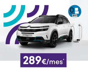 Citroën està a punt d'estrenar el seu primer híbrid