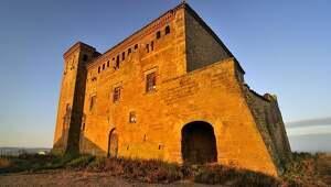 Imatge d'arxiu del Castell de Montcortés, a la Segarra