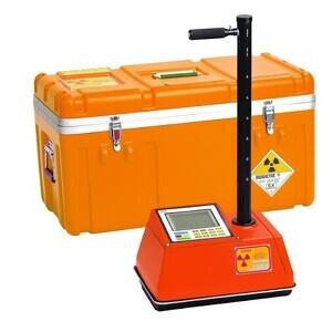 Aspecte que presenten dos equips radioactius extraviats en una empresa de Lleida