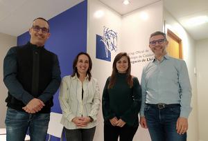 Imatge d'un grup de psicòlegs de Lleida