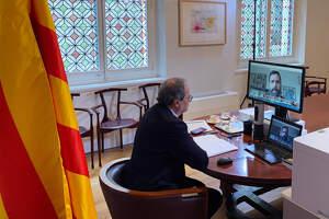 Pla general del president de la Generalitat, Quim Torra