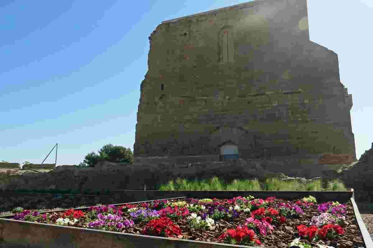Imatge del Castell dels Templers de Lleida