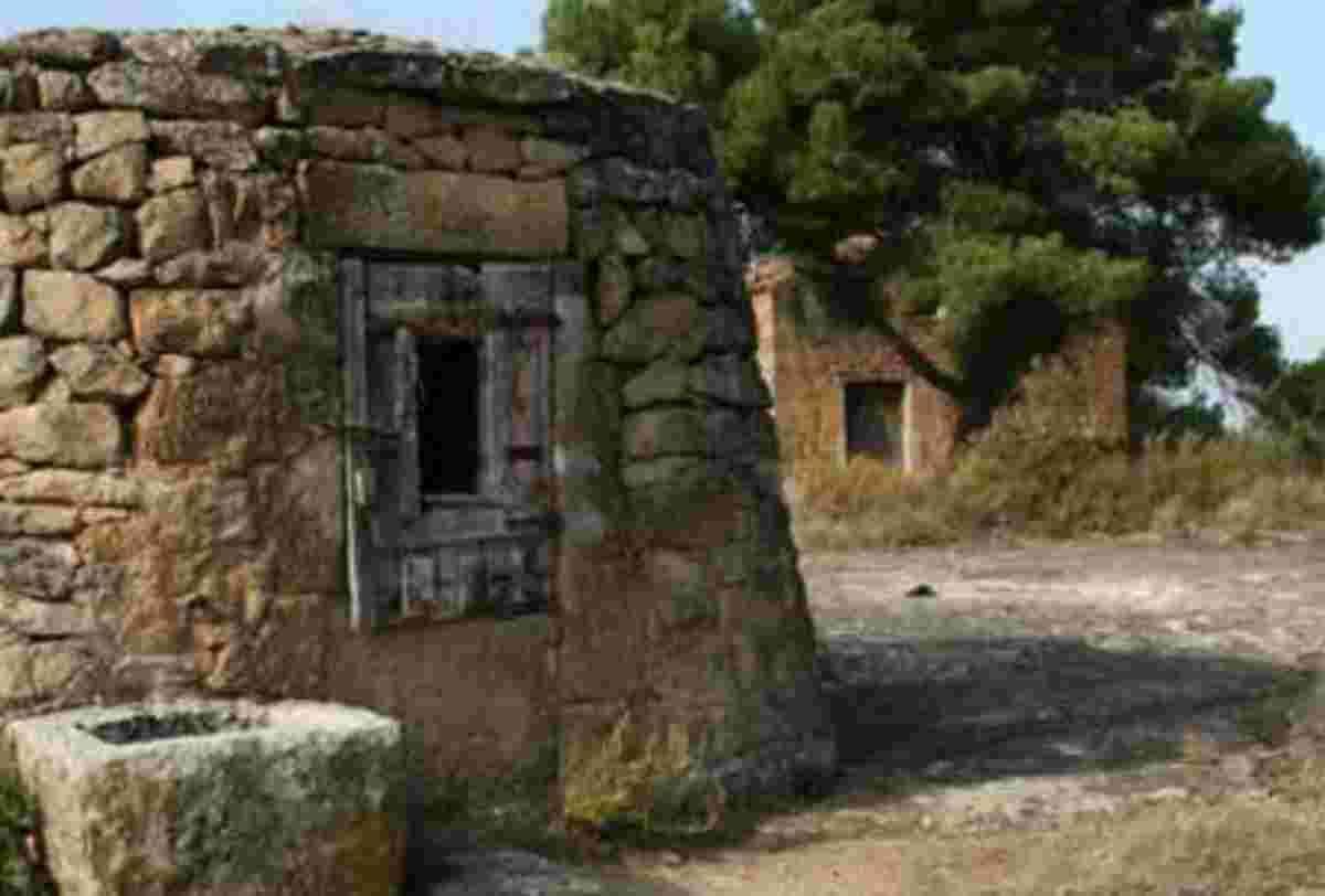 Imatge del Centre d'Interpretació de la Pedra Seca de Torrebesses