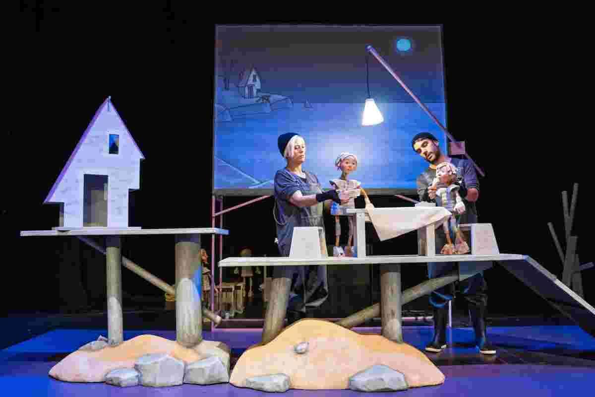 Imatge promocional de l'espectacle que es podrà veure a Tàrrega