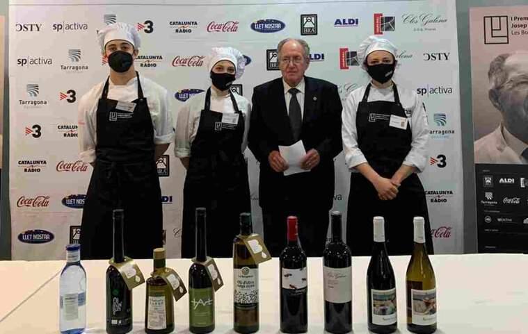 Fotografia de tots els participants i dels guanyadors de la semifinal celebrada a Barcelona
