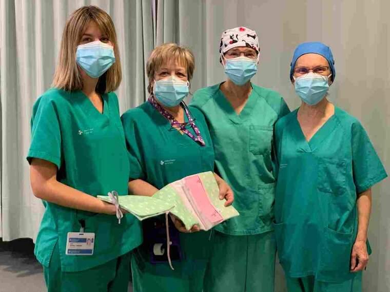 Imatge de llevadores de l'Arnau de Vilanova
