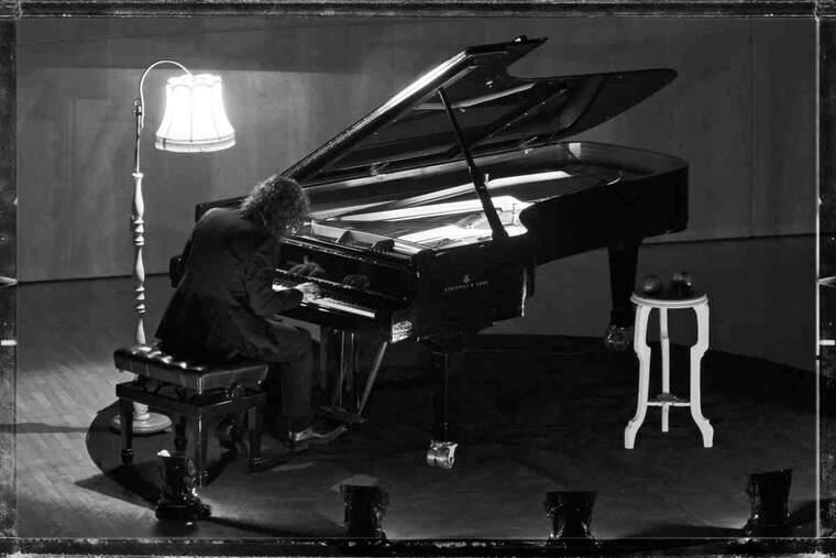 Imatge del músic lleidatà Antoni Tolmos
