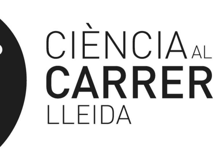 Imatge del cartell de Ciència al Carrer