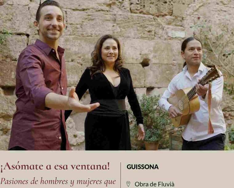 Imatge del cartell d'Espurnes Barroques