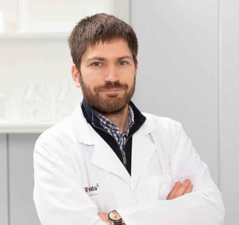 Imatge del metge Robert Montal