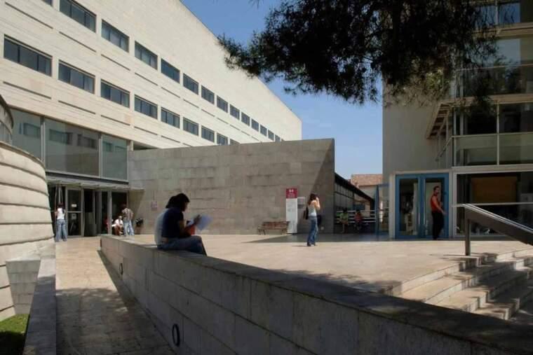 Imatge de la facultat de Medicina de la UdL