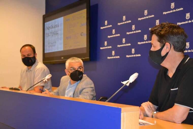 Imatge de la presentació de Castellserà de Nit