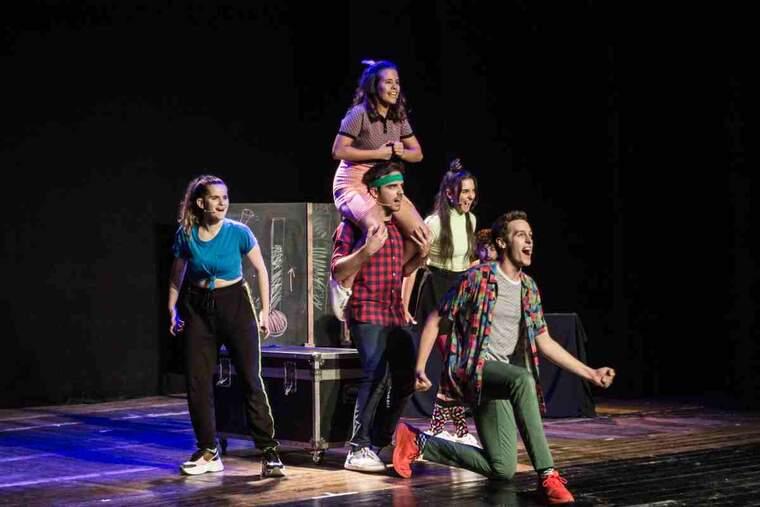 Imatge de l'espectacle d'Una altra Estrena'