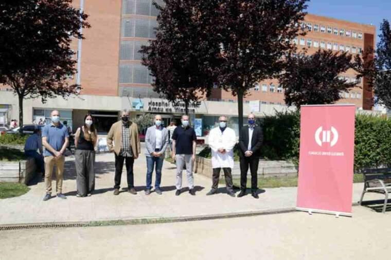 Pla general de les persones que han participat en la presentació dels tallers de musicoteràpia adreçats a professionals de l'àmbit sanitari