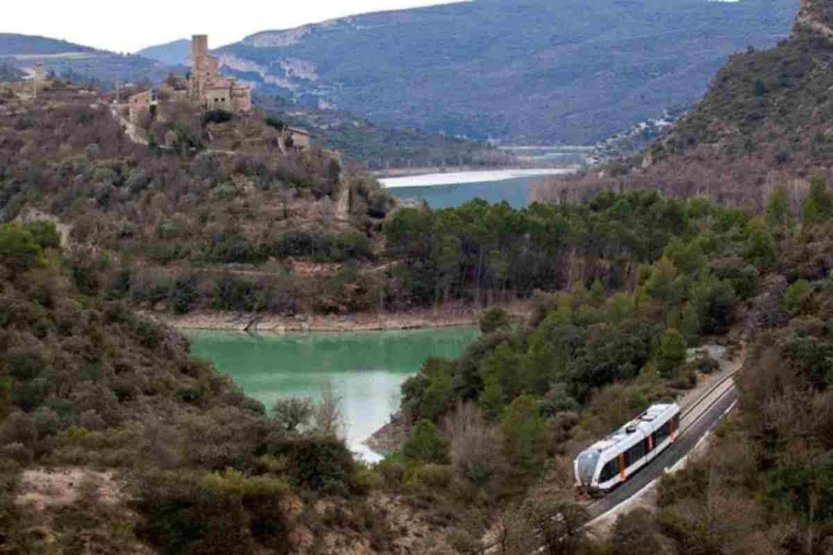 Imatge del Tren dels Llacs Panoràmic