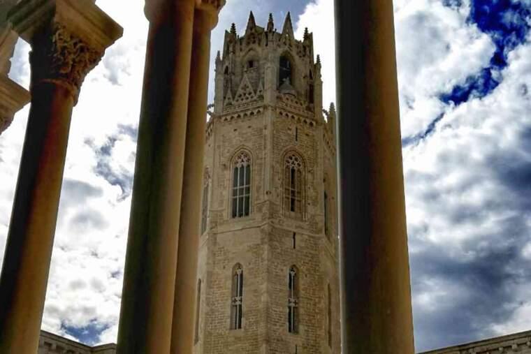 Imatge de la Seu Vella de Lleida