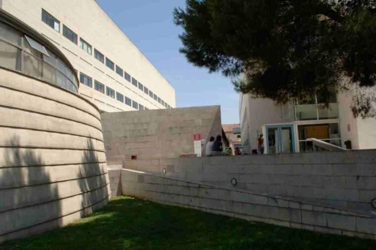 Imatge del campus de Medicina de la UdL