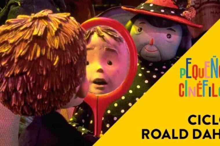 Imatge del film James i el Melocotón Gigante