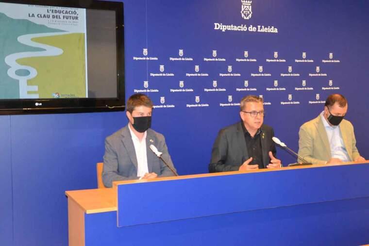 Presentació de les Jornades de l'Excel·lència de Lleida