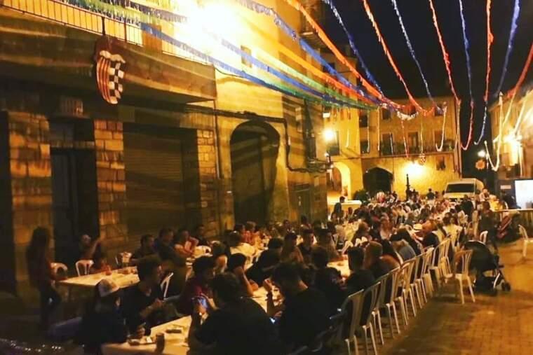 Àger celebra la seva Festa Major d'estiu.