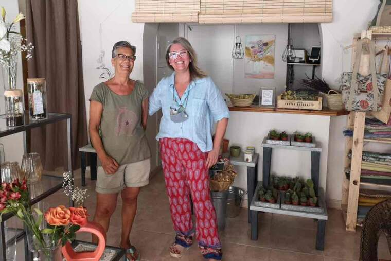 El programa 'Reempresa' facilita el manteniment de l'única floristeria de la Pobla de Segur