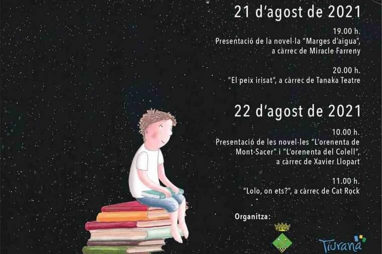 Els cartells de les darreres edicions són de la il·lustradora infantil Montse Clotet.