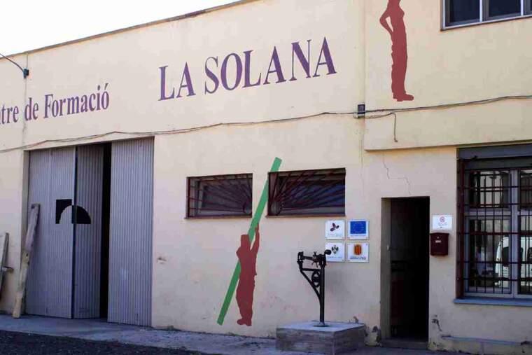Imatge del centre La Solana