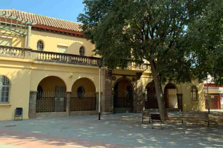 Pla obert de l'escola Camps Elisis de Lleida