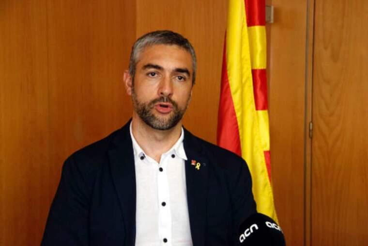El delegat a Lleida vol una bona xarxa d'infraestructures al voltant de l'aeroport d'Alguaire per connectar amb el país