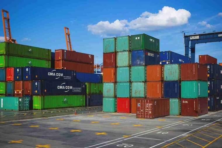 Imatge d'arxiu d'exportacions
